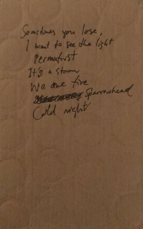 SM Set List