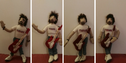Each individual Anthony doll