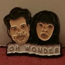Oh Wonder Pin