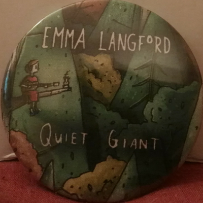 Quiet Giant Badge
