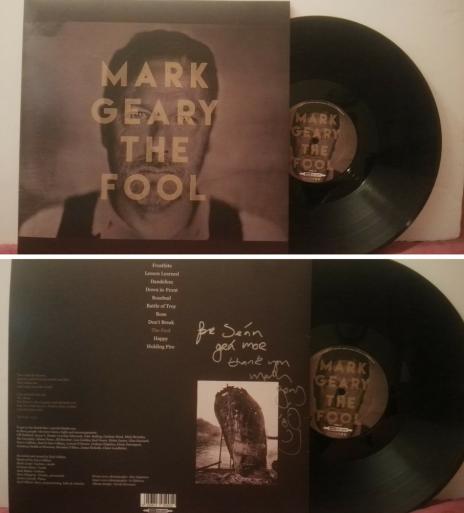 Mark Geary The Fool Vinyl