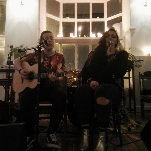 Emily Donoghue and Rebecca Ruane
