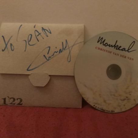 Christof Van Der Ven 'Montreal' EP