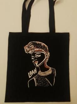 Loah Tote Bag