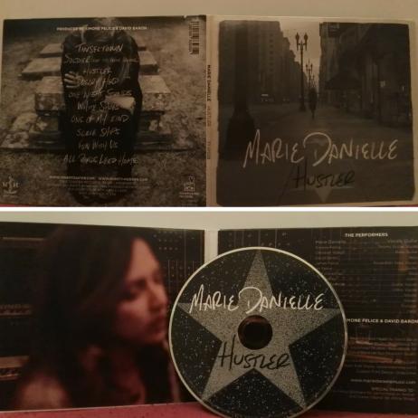 Marie Danielle Hustler CD