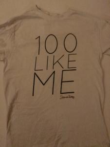100 Like Me Shirt