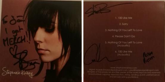 Stephanie Rainey CD
